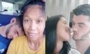 Cô gái Thái đen nhẻm tình tứ bên chàng Tây đẹp lồng lộng khiến dân tình 'đau tim'
