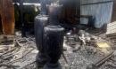 Xưởng gỗ bị thiêu rụi, thiệt hại hàng tỷ đồng