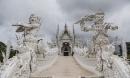 Kinh ngạc ngôi chùa nổi tiếng ở Thái Lan, nơi được thấy cả thiên đường và địa ngục