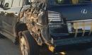 """Xe tải đâm """"xế hộp"""" biển số tứ quý trên cao tốc, 1 chiến sĩ CSGT cấp cứu"""