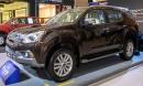 Isuzu mu-X 2018 ra mắt, giá thấp hơn Toyota Fortuner 206 triệu