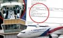 Bất ngờ công bố thông điệp gửi đến MH370 khi cơ trưởng không trả lời