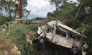 Tai nạn 13 người chết: Tài xế xe bồn bấm còi liên tục, hét lớn xe gặp nạn