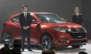Honda HR-V ra mắt thị trường Việt Nam, giá từ 786 triệu đồng