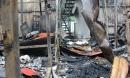Hai nạn nhân thiệt mạng trong vụ cháy nhà ở đường Đê La Thành do ngạt khí CO