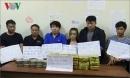 Hà Tĩnh triệt phá đường dây mua bán vận chuyển ma túy xuyên quốc gia