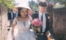 Chú rể trẻ Lạng Sơn 'khóc như một dòng sông' dắt tay cô dâu trong ngày cưới