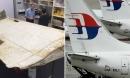 Bí mật ẩn giấu trong mảnh vỡ của máy bay MH370 mất tích