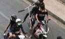 Hai nhóm thanh niên hỗn chiến náo loạn đường phố Sài Gòn