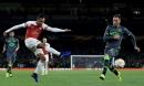 Arsenal - Sporting: Thẻ đỏ cứu nguy, đen đủi chấn thương