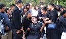 Đám tang Á hậu đẫm nước mắt: Nỗi đau người tóc bạc tiễn kẻ đầu xanh!