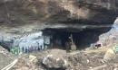 Tìm thấy thi thể một phu vàng mắc kẹt trong hang ở Hòa Bình