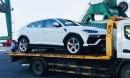 Siêu SUV Lamborghini Urus đầu tiên cập bến Việt Nam