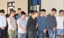 25 bị cáo trong đường dây đánh bạc hơn 300 tỷ lĩnh án