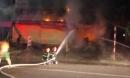 Cháy ki ốt bán đồ điện nước, một người tử vong vì không kịp thoát ra
