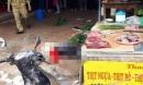 Vụ cô gái bán đậu phụ bị bắn chết giữa chợ: Nghi phạm nguy kịch, phải thở bằng máy