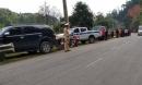 Ôtô lao xuống vực sâu, chồng cầm lái tử vong, vợ và con nhỏ bị thương