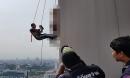 Thái Lan: Phát hiện thi thể người bị treo trên nóc tòa nhà 31 tầng và một tờ giấy ghi chú vô cùng bí ẩn