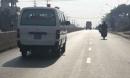 Bị nghi phạm đạp ngã khi truy đuổi, 1 dân quân tử nạn