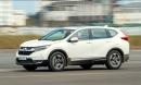 Honda CR-V là chiếc SUV bảo vệ an toàn cho trẻ em tốt nhất