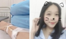 Cô gái xinh đẹp bị u phổi: 'Bệnh tật không hề đáng sợ, sợ nhất nước mắt bố mẹ thôi'