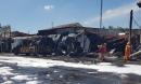 Khởi tố vụ cháy xe bồn chở xăng làm 6 người chết ở Bình Phước