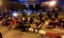 Hà Nội: Kiểm tra, tạm giữ hàng chục xe máy tụ tập trong đêm