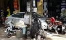 Nam sinh cấp 3 lái ô tô gây tai nạn liên hoàn ở Hà Nội