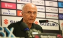 HLV Eriksson hết lời khen ngợi tuyển Việt Nam