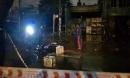 Nóng: Vướng vào dây điện rơi xuống đường trong mưa, chồng tử vong vợ nhập viện