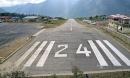 Thót tim với sân bay nguy hiểm nhất thế giới