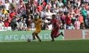 ĐKVĐ Australia thua đau trận ra quân Asian Cup