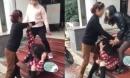 Hot girl Lào Cai bị nhóm người hành hung dã man, mẹ can ngăn cũng bị đánh