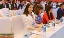 Nữ Hoàng Trần Huyền Nhung giản dị tham dự đại hội doanh nhân trẻ Phú Yên