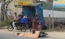 Dân truy đuổi, chặn xe container cán chết nam thanh niên