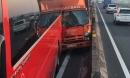Xe tải tông xe khách chở học sinh, hàng chục em nhỏ la hét hoảng loạn trên cao tốc TP.HCM - Trung Lương