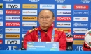 HLV Park Hang-seo: 'Chúng tôi muốn tấn công ngay cả khi bị dẫn bàn'