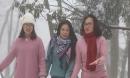 Khám phá đỉnh núi Thiên Môn sau cơn bão tuyết lịch sử