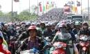 Trở lại Sài Gòn sau Tết, người dân như 'hóa điên' vì kẹt xe
