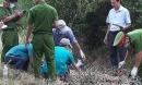 Một phụ nữ chết lõa thể trong rừng ở Ninh Thuận