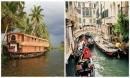 Chẳng cần đi vòng quanh thế giới, chỉ cần tới Ấn Độ là có thể 'sống ảo' với mọi kỳ quan