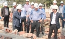 Vụ sập tường ở Vĩnh Long: Đình chỉ thi công để điều tra nguyên nhân