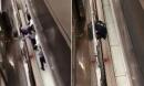 Chồng ném vợ từ tầng 4 xuống vì bị ngăn không cho xuất ngoại