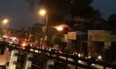 Cháy lớn tại nhà 5 tầng bán giày dép, 1 cụ ông ngạt khí tử vong
