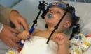 Bé trai 16 tháng tuổi sống sót thần kỳ sau tai nạn 'lìa đầu'