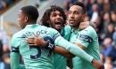 Thắng '3 sao', Arsenal vẫn hụt top 4 Ngoại hạng Anh