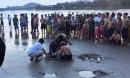 Hai học sinh tử vong thương tâm khi tắm biển ở Bình Thuận