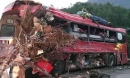 Thời điểm xảy ra tai nạn thảm khốc ở Hoà Bình, tài xế xe khách không có GPLX
