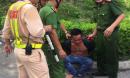 Bắt nam tài xế nghi 'ngáo đá' gây tai nạn liên hoàn trong hầm Hải Vân