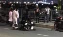 TP.HCM: Đôi nam nữ điều khiển xe phân khối lớn tông trúng cụ ông nhặt ve chai trên cầu Thủ Thiêm